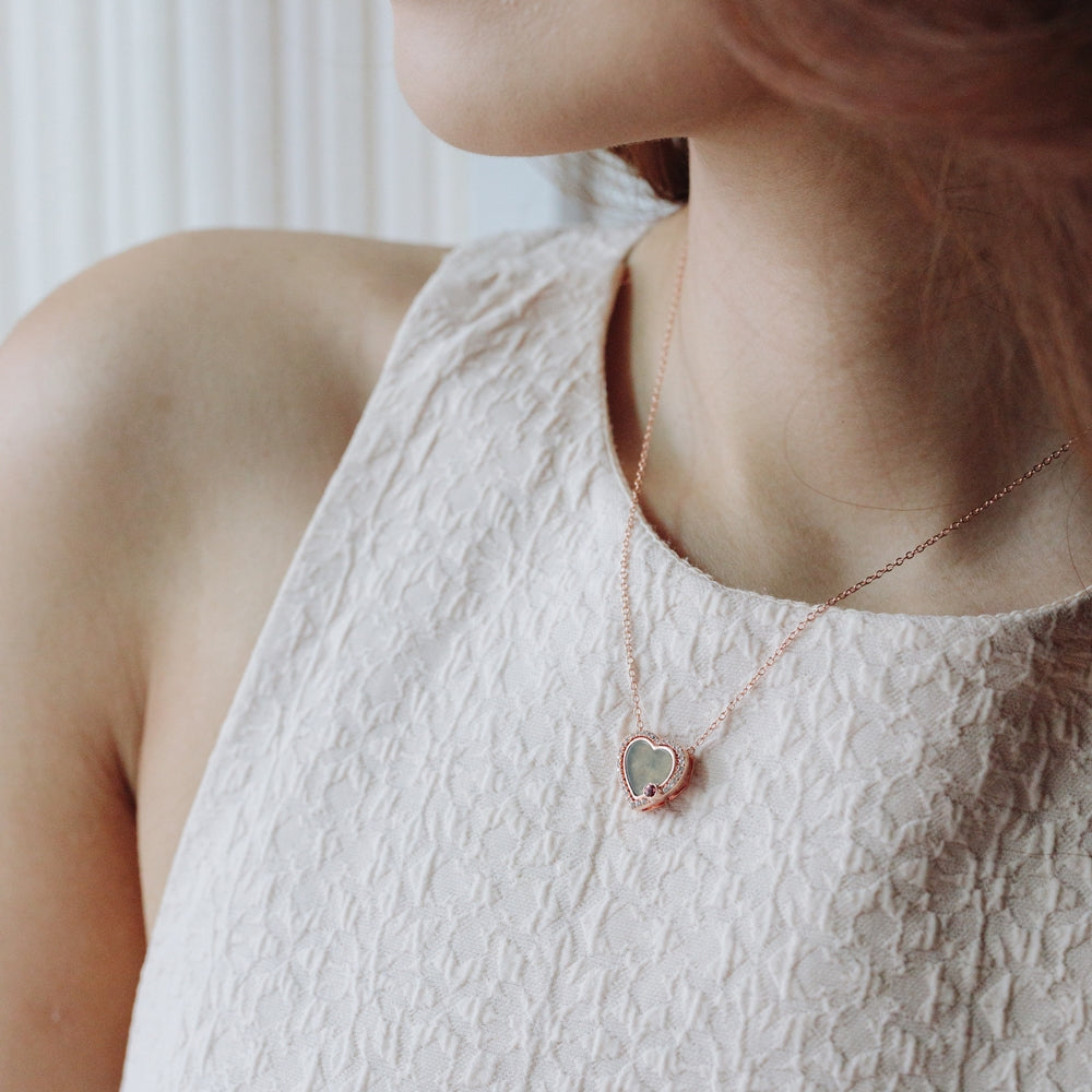 [Made-to-Order] Love from Within Necklace