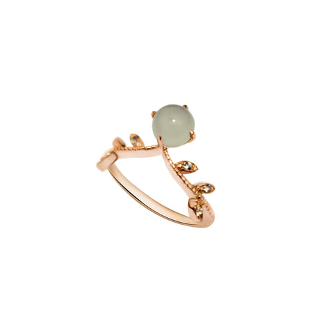 Artic Garland Ring (9K Solid Gold)