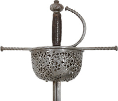 17Th Century Spanish Rapier - Product