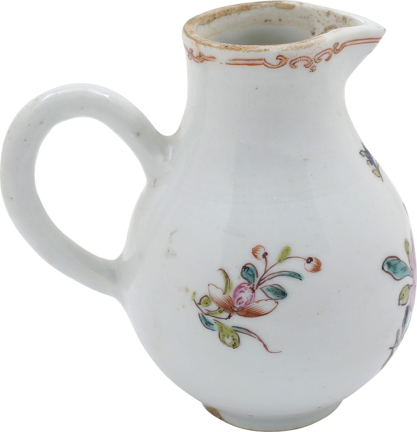 18th CENTURY CHINESE EXPORT PITCHER - Fagan Arms