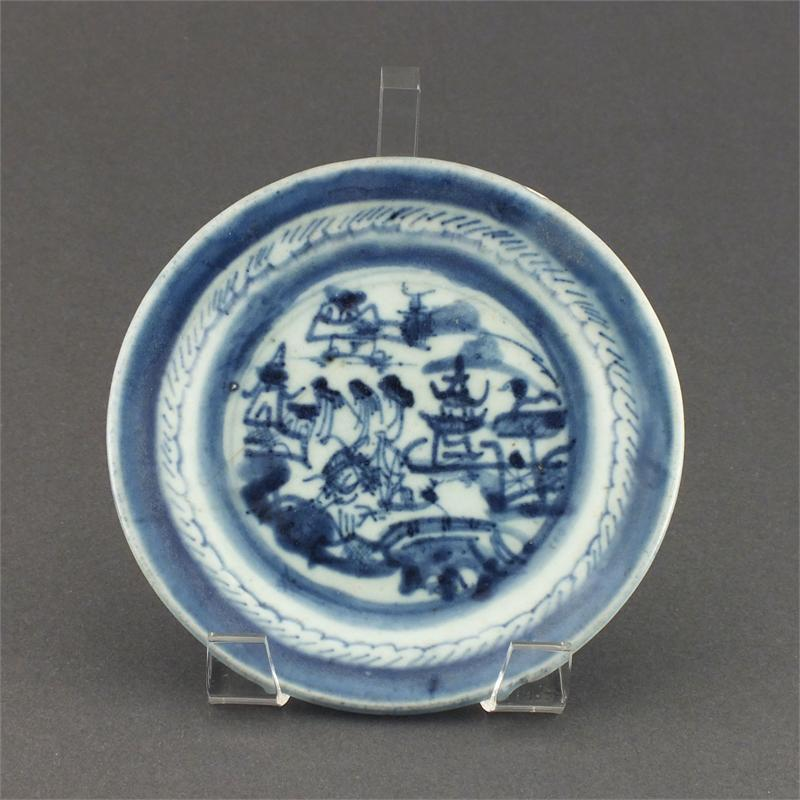 18Th Century Chinese Export Small Plate - Product