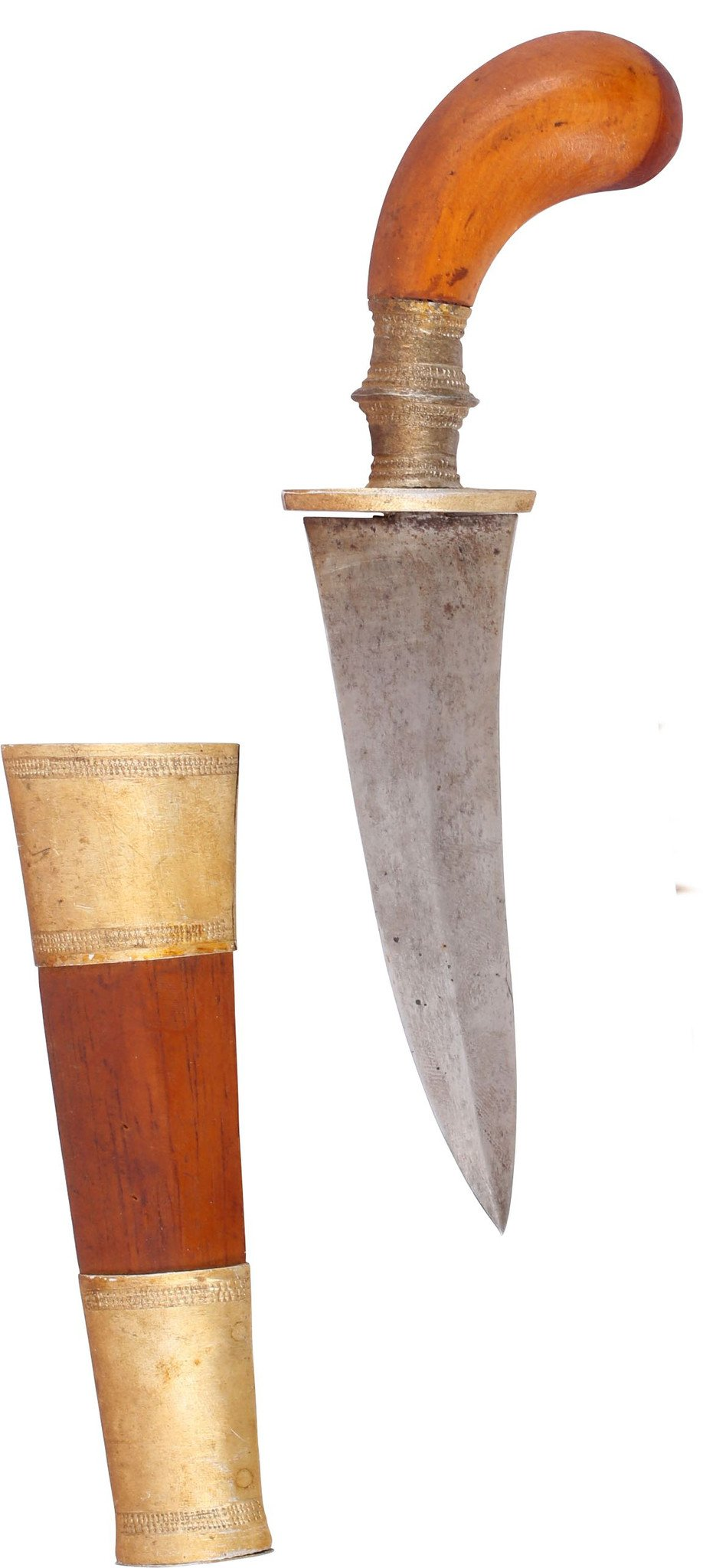 19th CENTURY MORO DAGGER - Fagan Arms