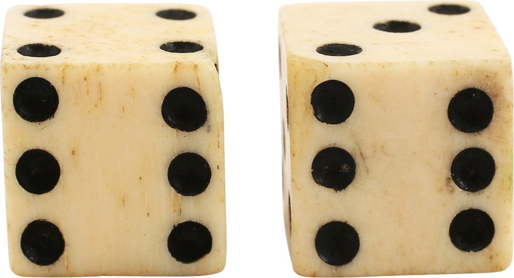 CIVIL WAR BONE DICE