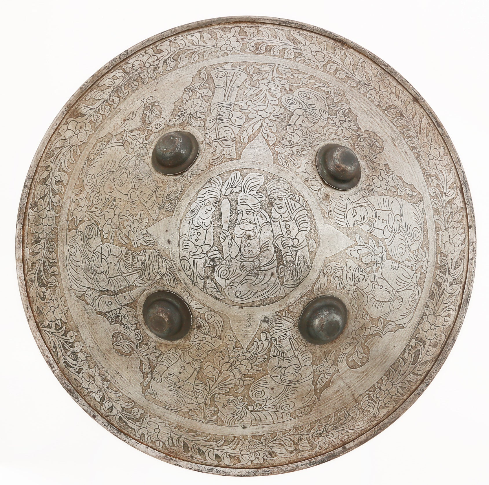 INDOPERSIAN IRON SHIELD