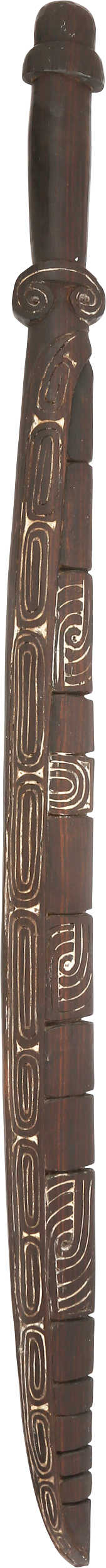 MASSIM, NEW GUINEA, SWORD CLUB