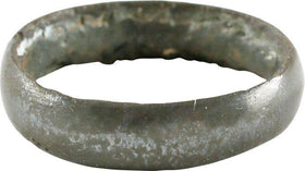 VIKING WEDDING RING, 850-1050 AD SIZE 6