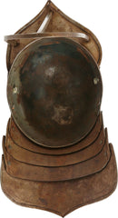 Victorian Copy Of A European Lobstertail Helmet Of Early 17Th Century - Product