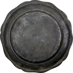 18Th Century French Pewter Dish - Product