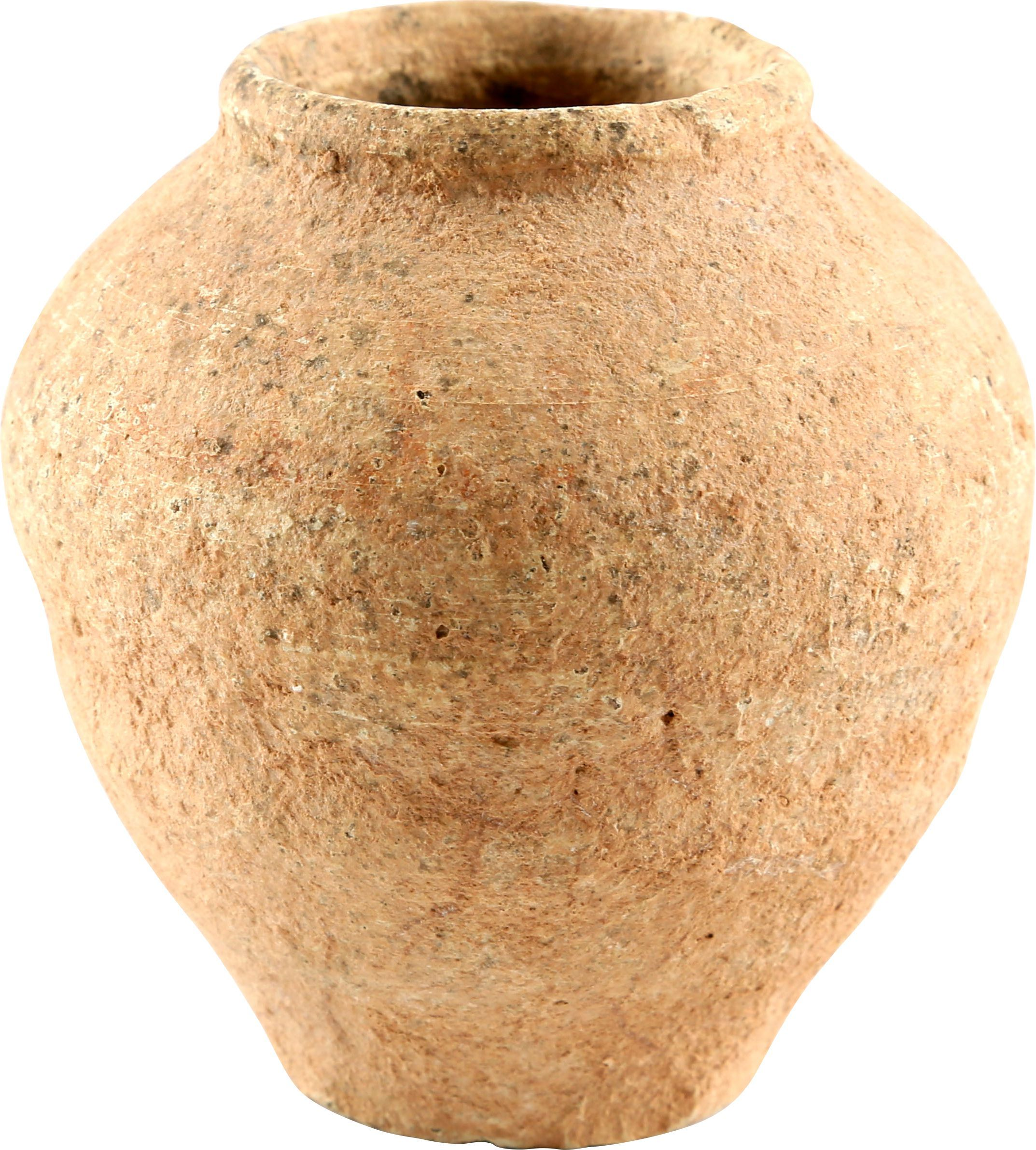 Holy Land Terracotta Vessel C.800-500 Bc - Product