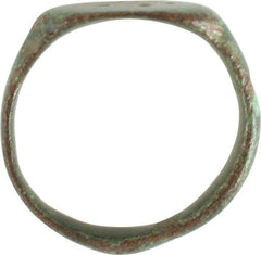 ANCIENT CELTIC WOMAN'S RING C.100 BC-200 AD