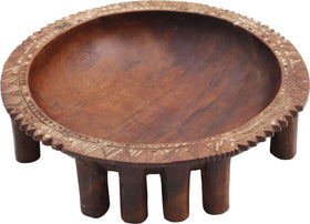 A GOOD FIJIAN KAVA BOWL C.1850
