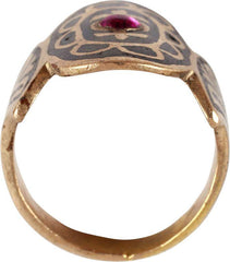 Cossack Horsemans Ring 19Th Century - Product