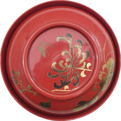 JAPANESE LACQUER BOWL, MEIJI PERIOD C.1900 - Fagan Arms