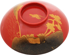 Japanese Lacquer Bowl - Product