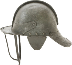 English Lobstertail Helmet C.1640 - Product