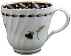 English Export Tea Cup Dr. Wall Worcester C.1770-80 - Product