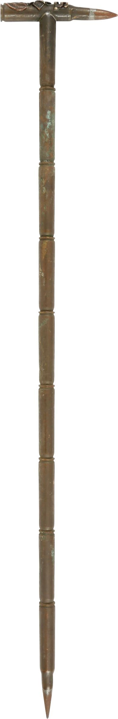 Wwi Trench Art Swagger Stick - Product