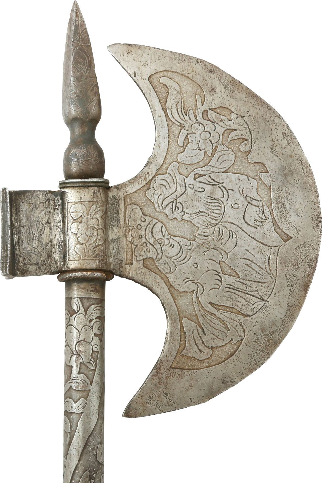 Indopersian Battle Axe - Product