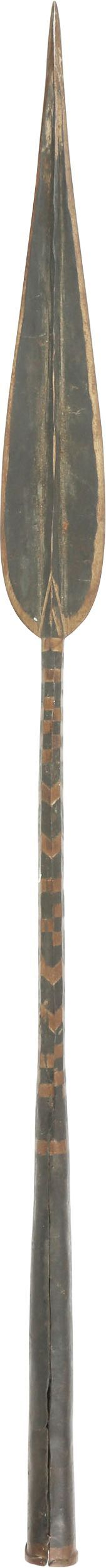 Fine African War Spear Eritrea - Product