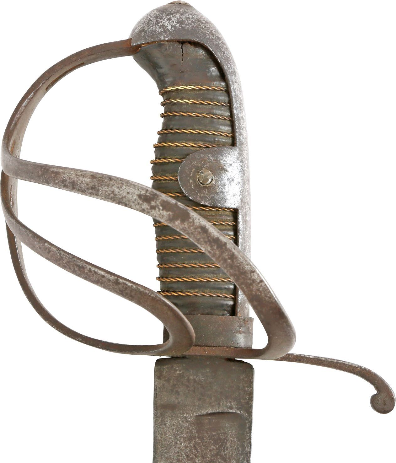 EUROPEAN HORSEMAN'S SWORD C.1785-95 - Fagan Arms