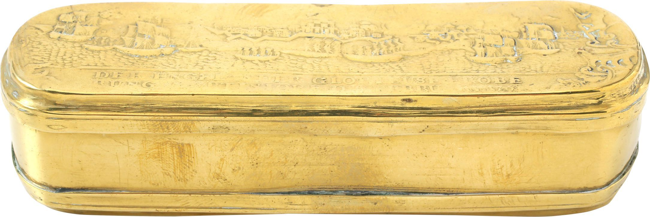DUTCH TOBACCO BOX C.1770 - Product