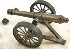 CHARMING DESK TOP CANNON MODEL
