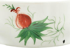 ENGLISH EXPORT PORCELAIN TEA BOWL - Fagan Arms