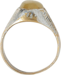 CIVIL WAR SOLDIER'S RING SIZE 10 ¼ - Fagan Arms