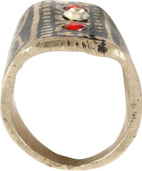 COSSACK WARRIOR'S RING