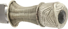 GOOD TIBETAN BELT KNIFE C.1800