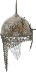 INDOPERSIAN HELMET KULAH KHUD