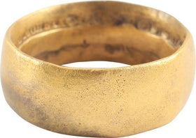 VIKING MAN'S WEDDING RING, 9TH-10TH CENTURY AD