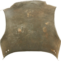 ENGLISH CUIRASSIER'S BACKPLATE BY WILLIAM HARRISON C.1640 - Fagan Arms