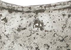 ENGLISH CUIRASSIER'S BACKPLATE BY WILLIAM HARRISON C.1640