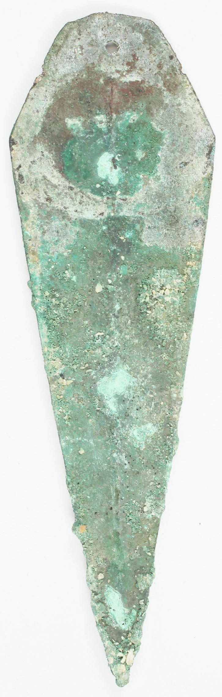LURISTAN BRONZE KNIFE OR DAGGER C.1000-700 BC