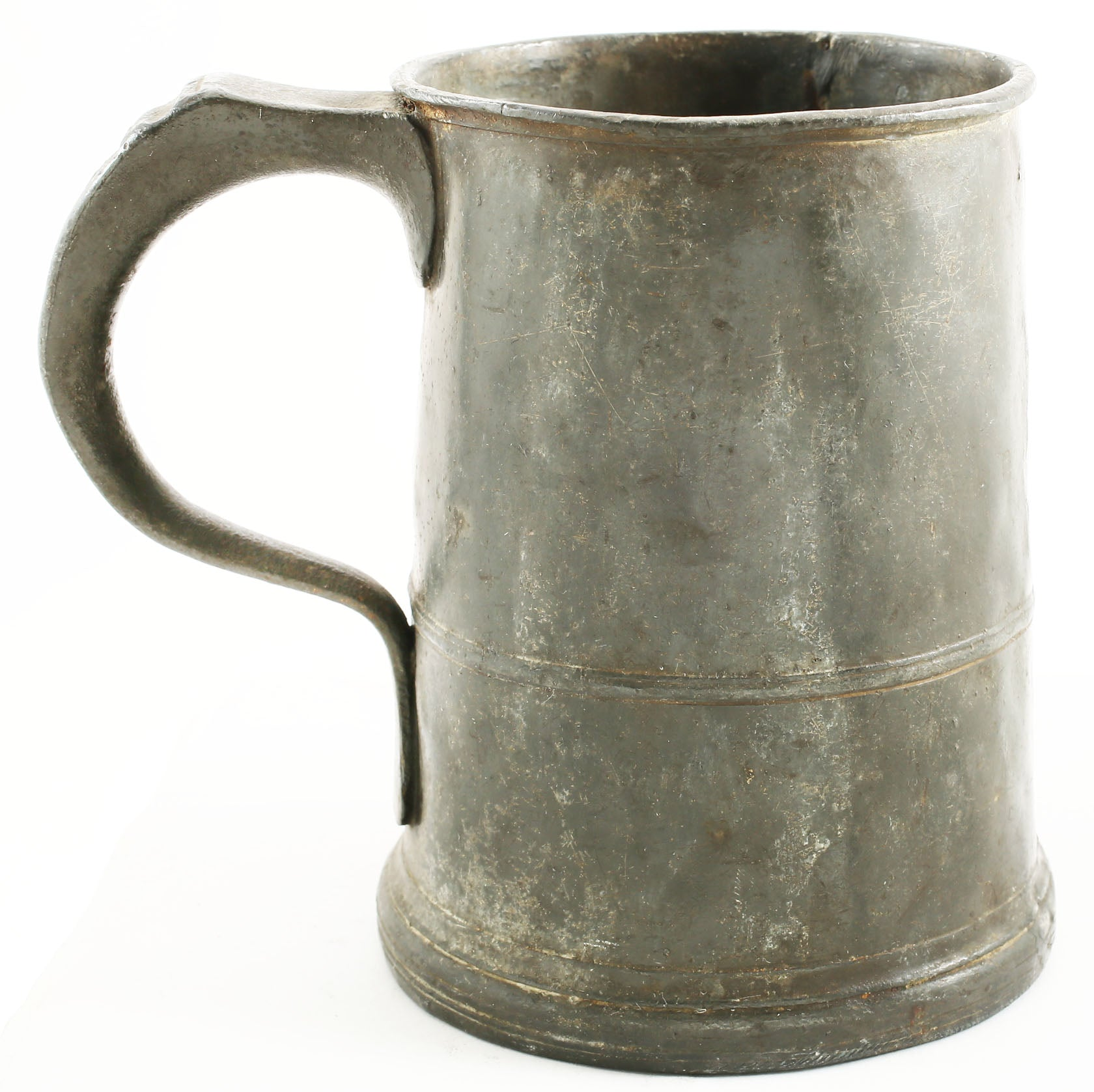 FROM THE MOVIES! VICTORIAN PEWTER PUB MUG