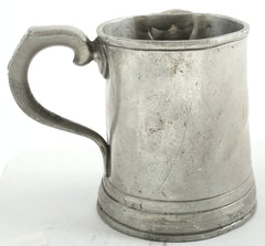 VICTORIAN PEWTER PUB MUG. From the movies!