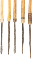AFRICAN PYGMY ARROWS AND QUIVER - Fagan Arms