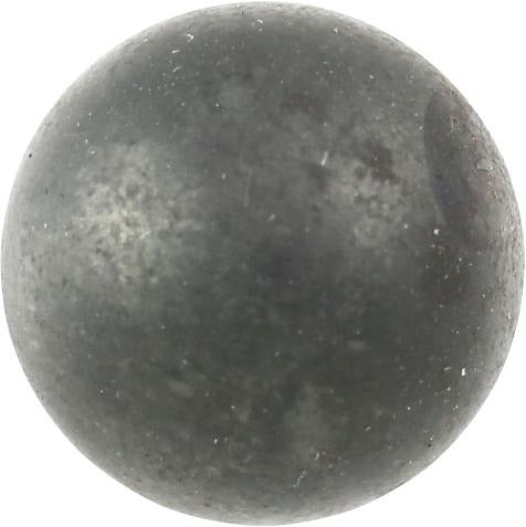 JAPANESE IRON MUSKET BALL FOR MATCHLOCK MUSKET.