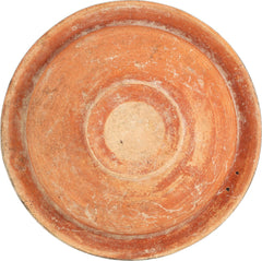 CYPRIOT TERRACOTTA BOWL