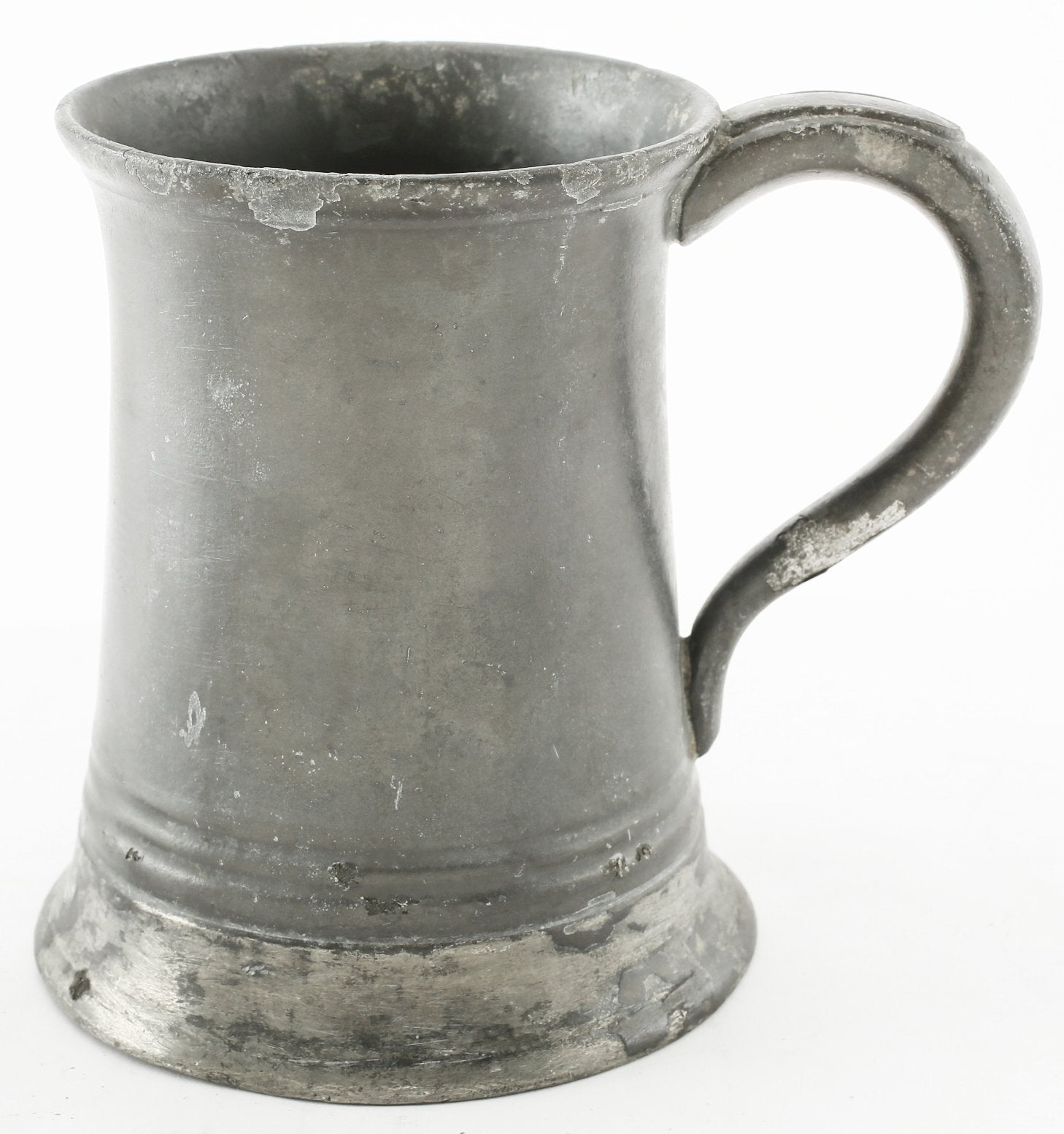 VICTORIAN PEWTER PUB MUG From the movies! Ex: stock of Ken Paul Ltd.