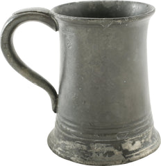VICTORIAN PEWTER PUB MUG From the movies! Ex: stock of Ken Paul Ltd. - Fagan Arms