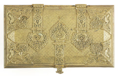 INDOPERSIAN VALUABLES (JEWELRY) BOX - Fagan Arms