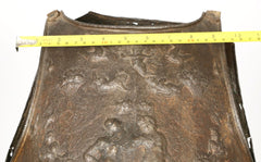 AN EXTREMELY RARE AND IMPORTANT EMBOSSED FRENCH CUIRASS C.1560-70
