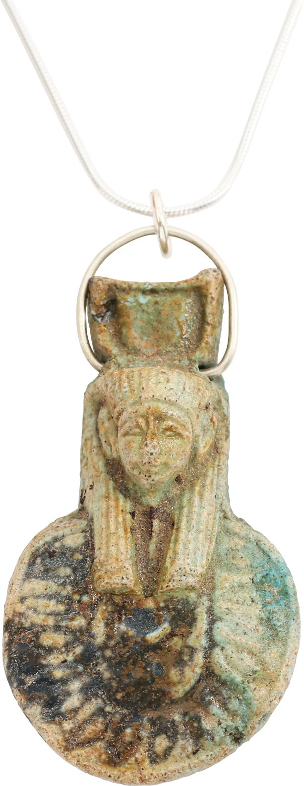 EGYPTIAN GRAND TOUR AMULET, 17th-18th CENTURY