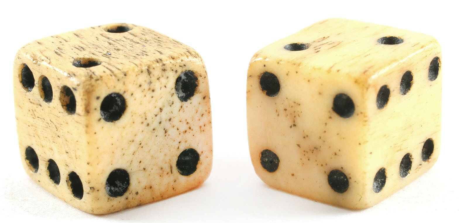 CIVIL WAR BONE DICE - Fagan Arms