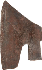 EUROPEAN GOOSE WING AXE