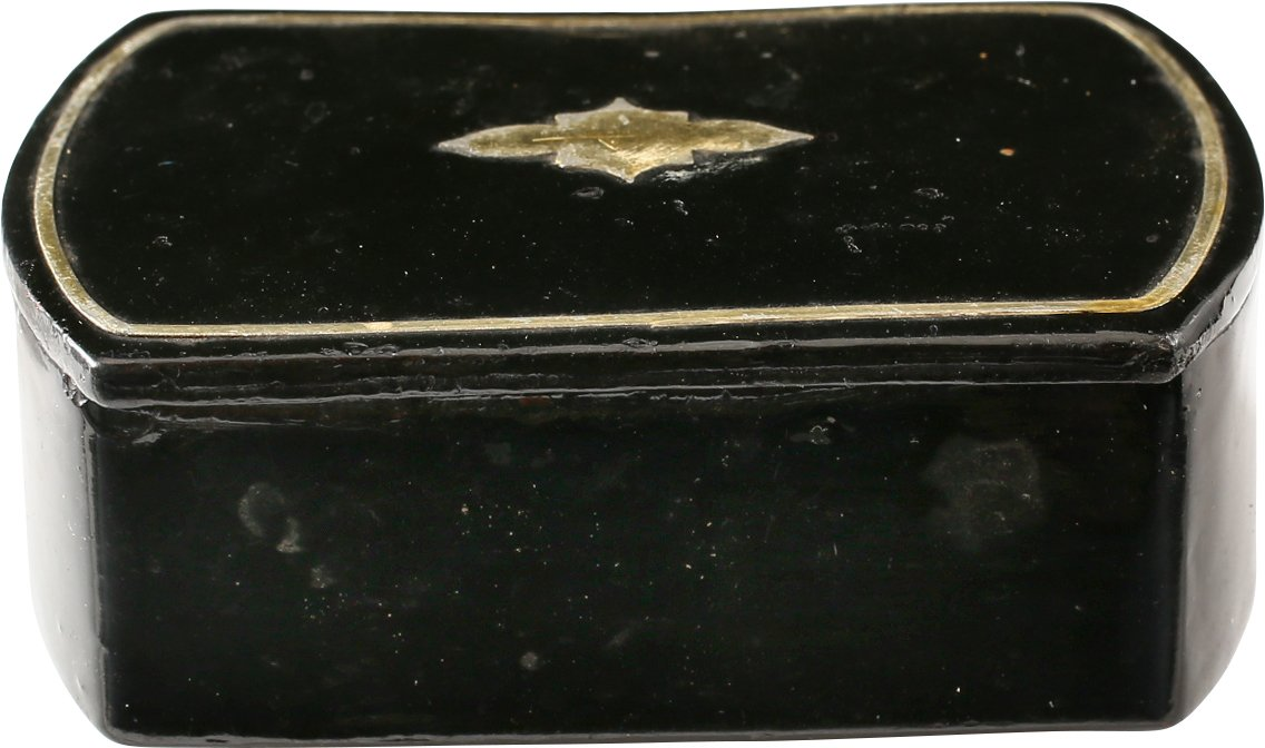 COLONIAL AMERICAN SNUFF BOX - Fagan Arms