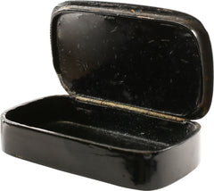 EUROPEAN OR AMERICAN SNUFF BOX