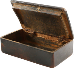 FRENCH WWI SNUFF BOX